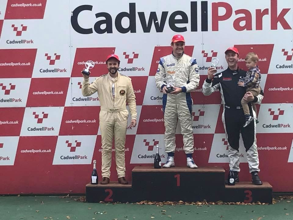 Podium at Cadwell Park for Chandlers Racing Musso