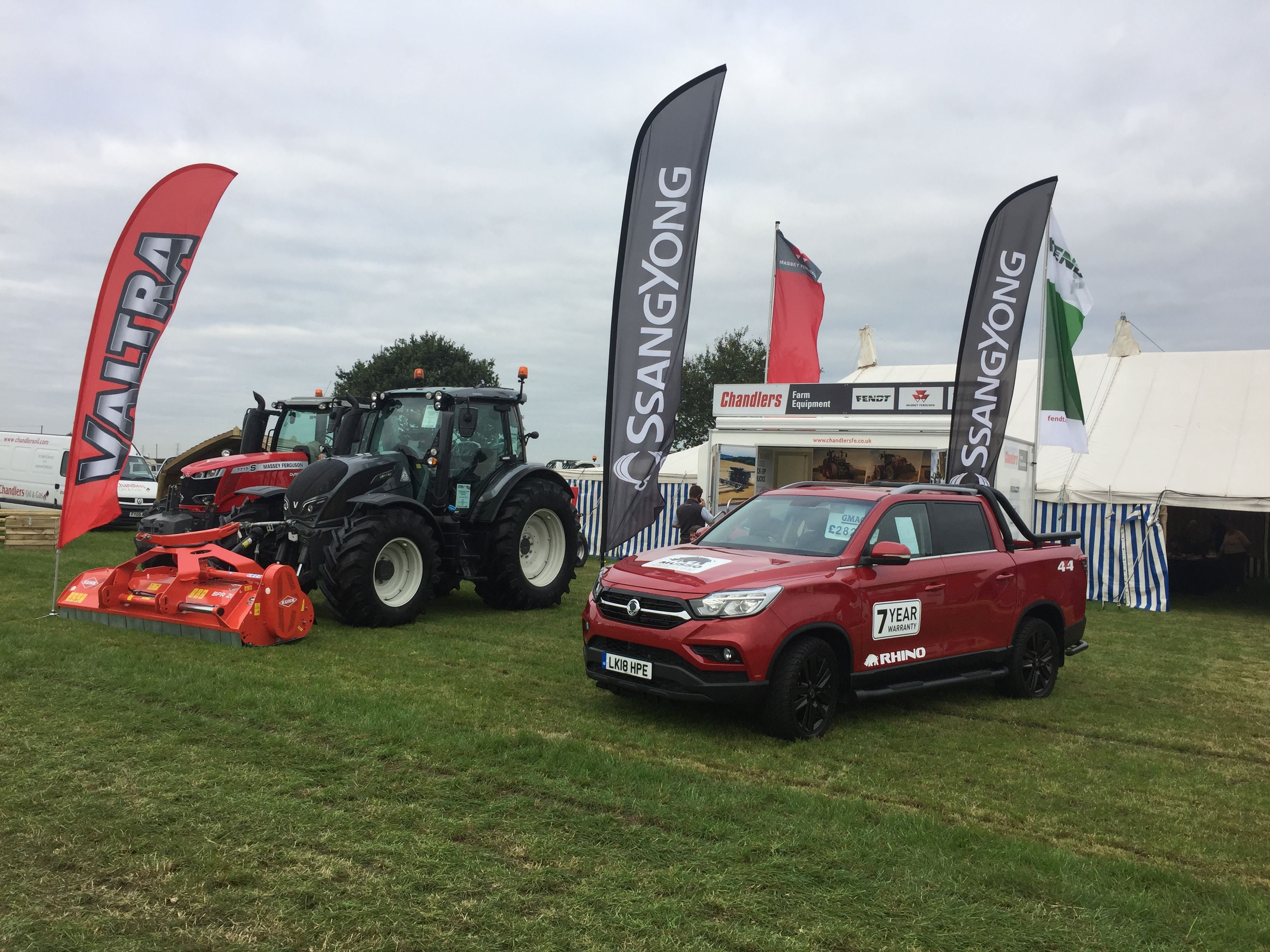 Flintham Ploughing Match and Show 2018