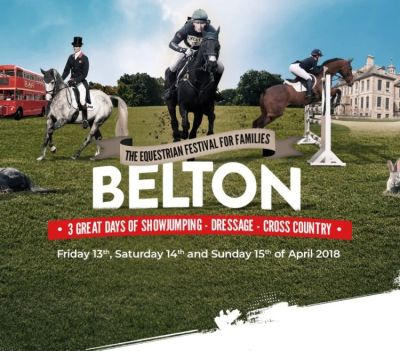 Belton International Horse Trials 2019