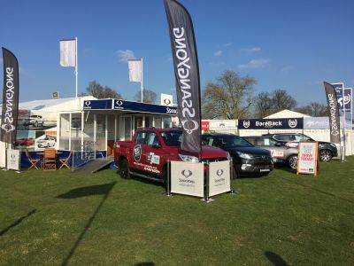 News - Chandlers SsangYong, Belton, Lincolnshire