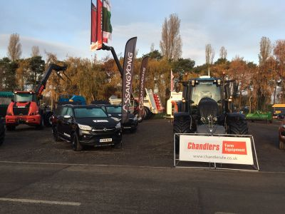 Midlands Machinery Show 20/21 November 2019