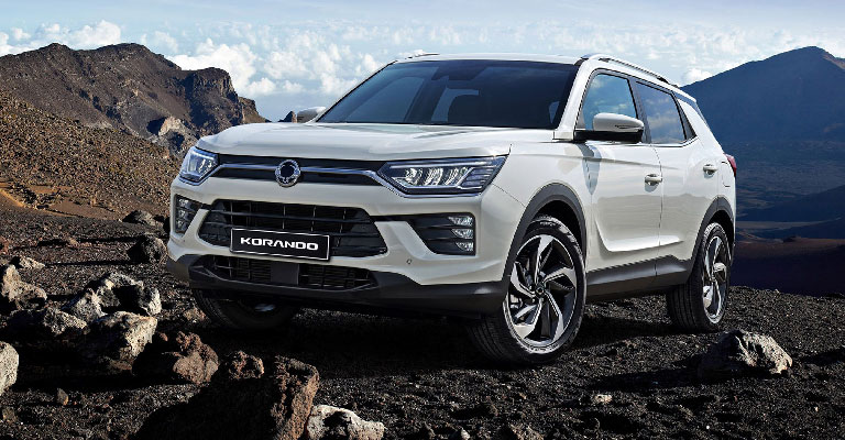 All New <strong>Korando</strong>