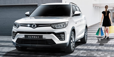 All New SsangYong Tivoli